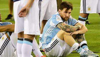 جلسة مرتقبة مع ميسي لإعادته لمنتخب الأرجنتين