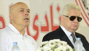 مرتضى منصور يهاجم مدرب الزمالك ويؤكد: رفض التعاقد مع لاعب النصر السابق