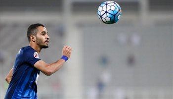 ديربي الرياض  هل يغيب محمد البريك أمام النصر