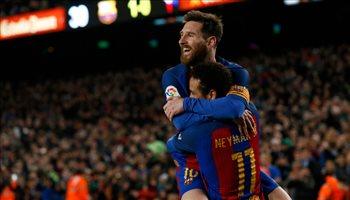 مفاجأة غير متوقعة.. ميسي يهدد برشلونة بالرحيل بسبب نيمار