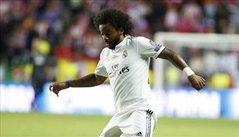 جماهير ريال مدريد تواصل صافرات الاستهجان ضد مارسيلو