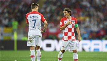 راكيتيتش: مودريتش هو أفضل لاعب في العالم