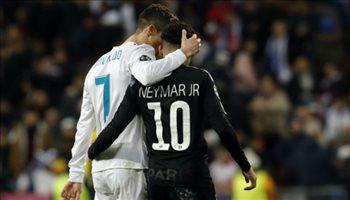 تطور مفاجئ.. فشل هازار يدفع ريال مدريد للتعاقد مع نيمار لتعويض رونالدو