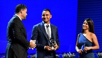 أفضل اللقطات من حفل الاتحاد الأوروبي لجوائز الأفضل في دوري الأبطال