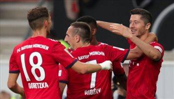 دوري الأبطال| لا جديد في تشكيل بايرن ميونخ في مواجهة بنفيكا البرتغالي