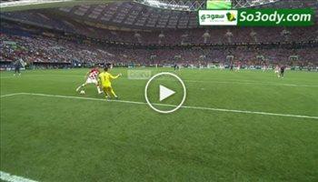 اهداف مباراة .. فرنسا 4 - 2 كرواتيا .. عصام الشوالي نهائي كاس العالم