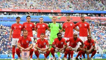ملخص مباراة بلجيكا وإنجلترا
