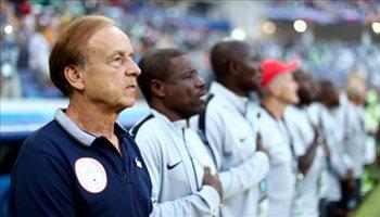 عيش المونديال  مدرب نيجيريا يراهن على قوة فريقه أمام الأرجنتين