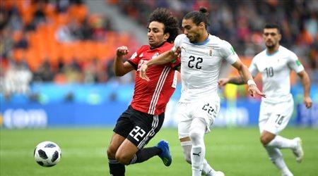 """أول تصريح من لاعب منتخب مصر """"ووالده"""" بعد استبعاده بتهمة أخلاقية"""