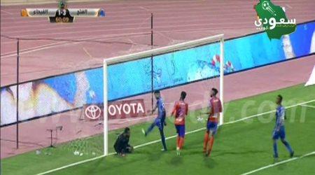 أهداف مباراة .. الفتح 3 - 2 الفيحاء .. الدوري السعودي