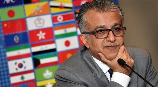 الشيخ سلمان يعلن الترشح لفترة رئاسية جديدة في الاتحاد الآسيوي