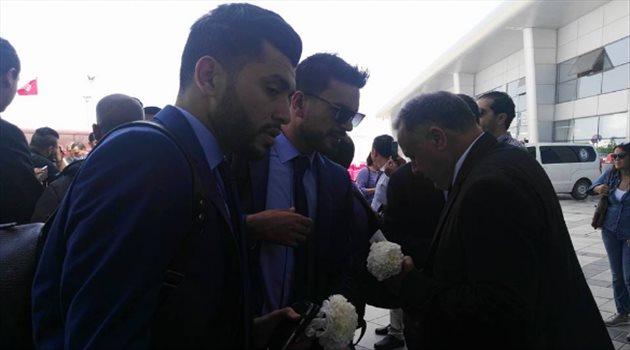 وصول بعثة منتخب تونس إلى روسيا