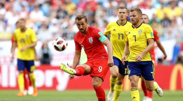 إنجلترا والسويد