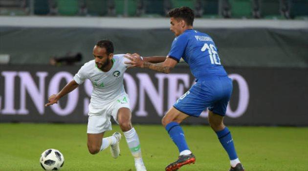 السعودية وإيطاليا