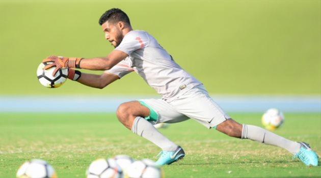 تدريبات المنتخب الأولمبي قبل مواجهة مصر