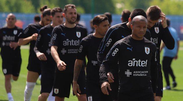 تدريب منتخب أوروجواي