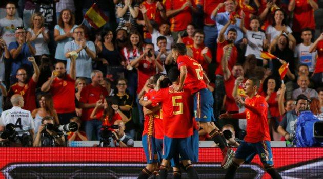 اسبانيا VS كرواتيا