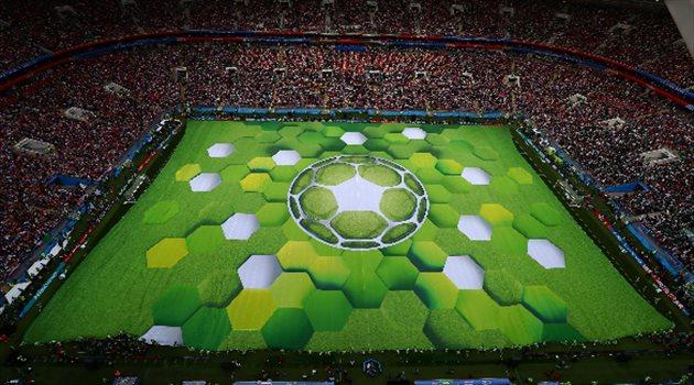 حفل افتتاح كأس العالم