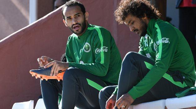 معسكر منتخب السعودية في إسبانيا