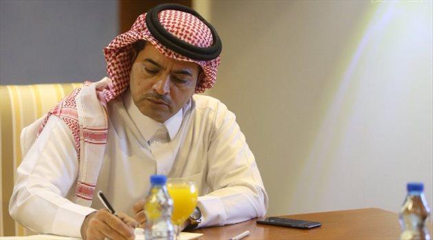 بن زيان يرد على تسريبات سعد بن مغني   سعودى سبورت
