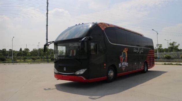 حافلة الوحدة الجديدة