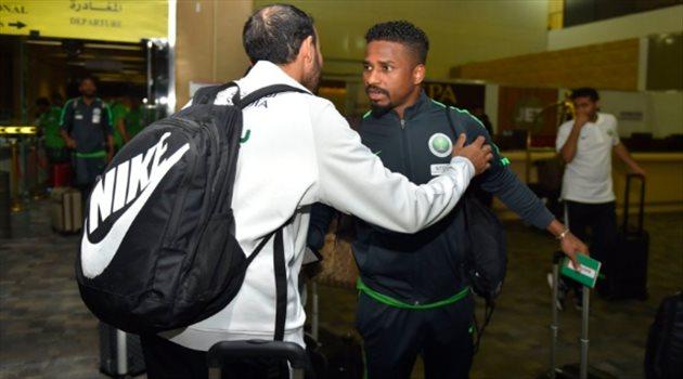 لاعبو السعودية يصلون الرياض بعد مواجهة العراق