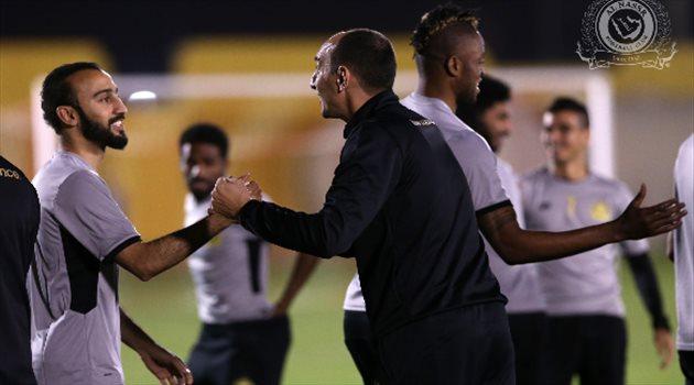 تدريبات النصر السعودي