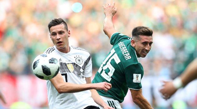 ألمانيا والمكسيك