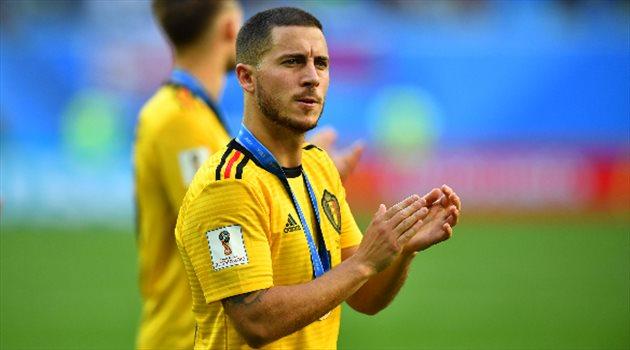 إدين هازارد وبلجيكا تفوز ببرونزية كأس العالم