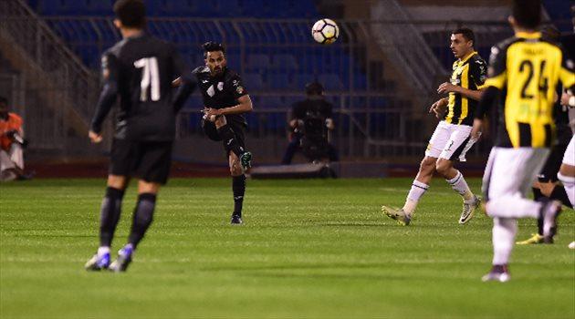 مباراة الشباب ضد الاتحاد دوري المحترفين السعودي