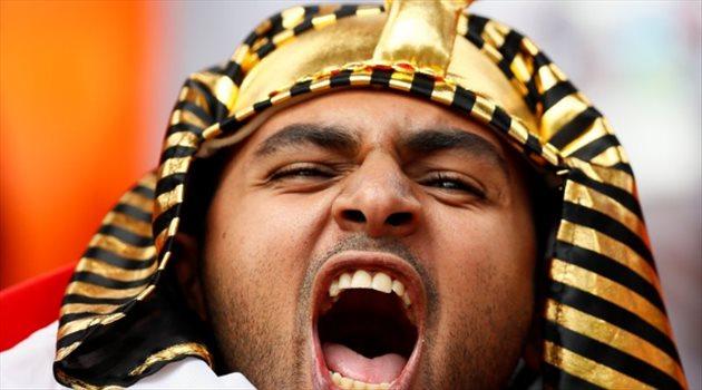مشجع منتخب مصر