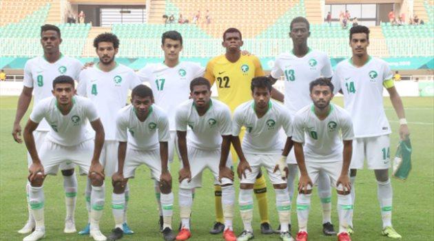 المنتخب السعودي تحت 21 عام