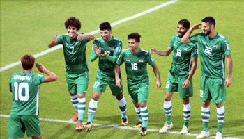 العراق تفوز على سوريا في بطولة الصداقة الدولية