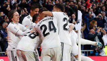 الدوري الإسباني| تعرف على تشكيل ريال مدريد أمام إسبانيول