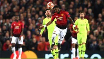 التشكيل المتوقع لمباراة برشلونة ومانشستر يونايتد فى دورى الأبطال