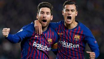 ميسي يقود التشكيل المتوقع لبرشلونة في نهائي كأس إسبانيا
