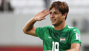 رفض احتراف العراقي مهند علي ليوفنتوس