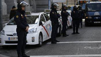الدوري الأوروبي| الشرطة الإسبانية تعتقل عدد من مشجعي ميلان