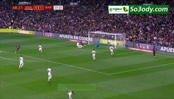 أهداف مباراة .. ريال مدريد 0 - 3 برشلونة .. كأس ملك إسبانيا