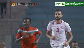 اهداف مباراة .. تونس 1 - 0 النيجر .. تصفيات امم افريقيا