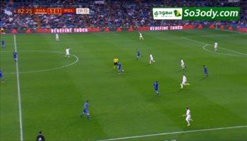 أهداف مباراة .. ريال مدريد 6 - 1 مليلية .. كأس ملك أسبانيا