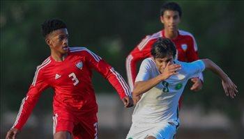 """""""أخضر 16"""" يختتم معسكر الرياض بانتصار هام على الإمارات"""