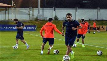 كأس آسيا| مدرب سوريا يوجه رسالة حاسمه للاعبيه قبل مباراة أستراليا