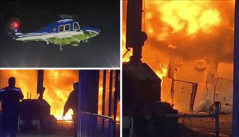 محققون بريطانيون يكشفون بالصور كيفية تحطم طائرة مالك ليستر سيتي