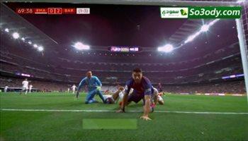مخلص مباراة .. ريال مدريد 0 - 3 برشلونة .. كأس ملك إسبانيا