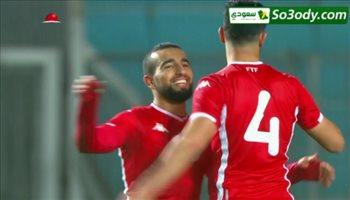 اهداف مباراة .. تونس 4 - 0 سوازيلاند .. تصفيات امم افريقيا
