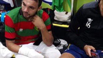 الاعتداء على لاعب مولودية الجزائر بسلاح أبيض عقب الفوز على أهلي بوعريريج