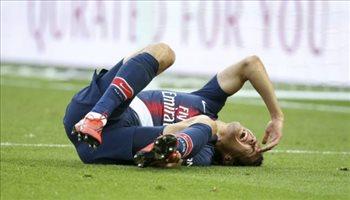 غياب كافاني عن باريس سان جيرمان أمام مانشستر يونايتد