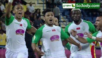 أهداف مباراة .. الترجي 1 - 2 الرجاء .. كأس السوبر الأفريقي