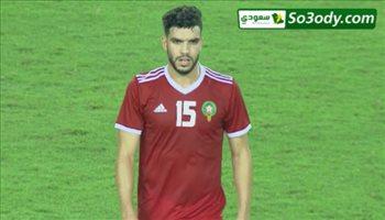 اهداف مباراة .. المغرب 1 - 0 جزر القمر .. تصفيات كأس أمم أفريقيا
